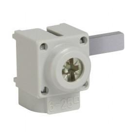 Borne de raccordement - 6 à 25 mm² ABB