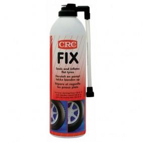 Aérosol anti-crevaison -  réparation de tous types de pneus crevés CRC