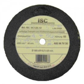 Meule gros grain - diamètre 150x12.7x20 mm EINHELL