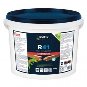 Colle à bois vinylique à prise rapide - R 41 BOSTIK