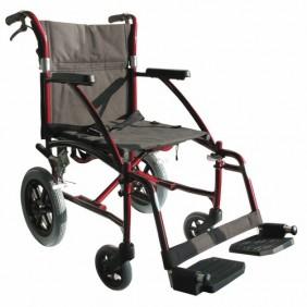 Fauteuil roulant pour le transfert des personnes à mobilité réduite ESCULAPE