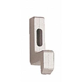 Gâche 2231 pour fermetures encastrées série 6790 pour coulissant aluminium LA CROISÉE DS
