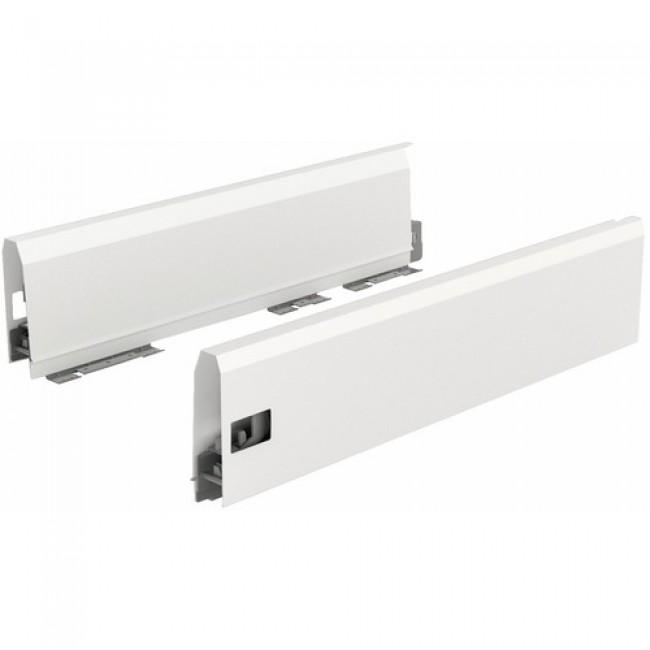 Profils ArciTech-hauteur 126 mm-blanc HETTICH