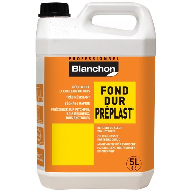 Fond dur - bouche pores - Préplast BLANCHON