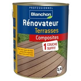 Rénovateur terrasses bois et composites 2,5L BLANCHON