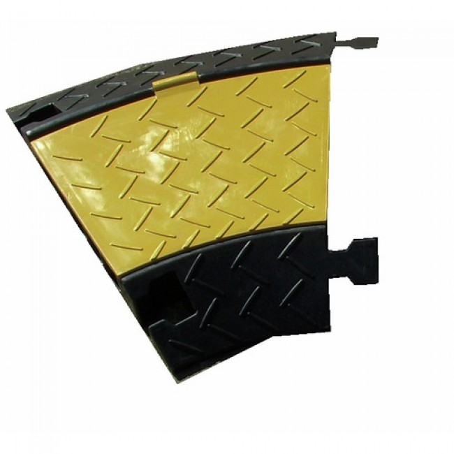 Angles de passe câble multi-câbles 35 mm VISO