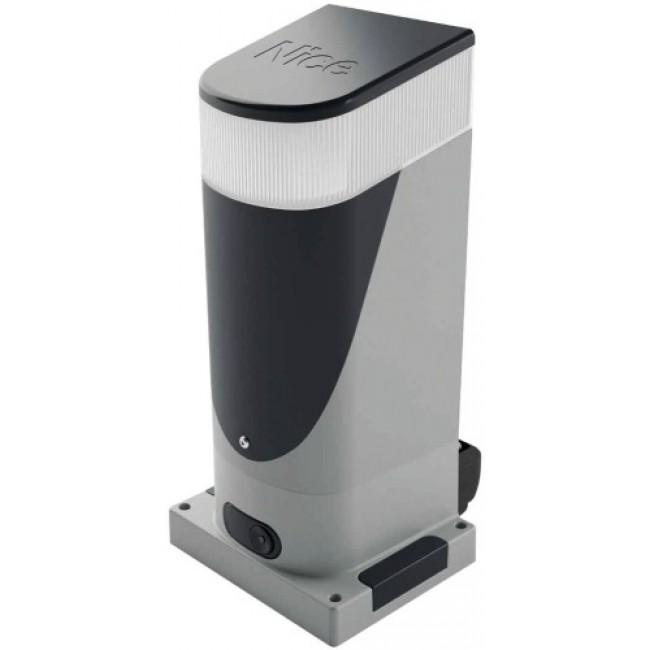 Automatisme Slight pour portails coulissants 400 kg et 6m maximum NICE