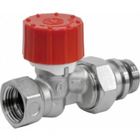 Robinet droit - thermostatisable - R402VTL - M30x1.5 GIACOMINI