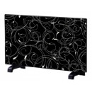 Chauffage décoratif design - horizontal - 2000 w - Arabesque CHEMIN' ARTE
