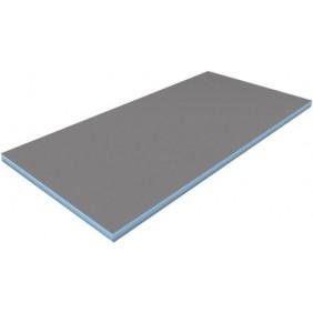 Panneau de douche - étanche - en polystyrène extrudé - XPS Wedi