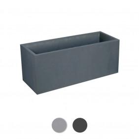 Jardinière 98 litres - longueur 100 cm - Volcania 13731 EDA PLASTIQUES