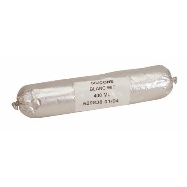 Mastic silicone neutre 11600 pour construction - Carton de 25 poches AYRTON