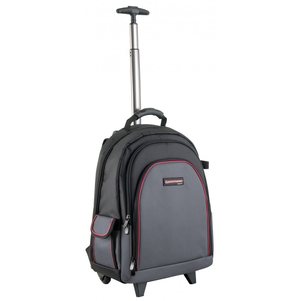 34b609a6fc Sac à dos trolley pour outils en tissu polyester imperméable - 20 L  KRAFTWERK