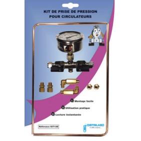 Kit de controle pression 0 / 6 bar DISTRILABO