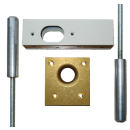 Verrouillages complémentaires pour serrure de haute sûreté carénée PICARD SERRURES
