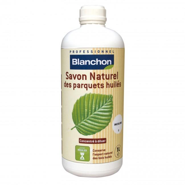 Savon naturel pour parquets huilés BLANCHON