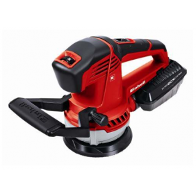 Ponceuse excentrique - puissance 400 watts - TE-RS 40 E EINHELL