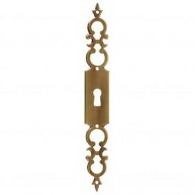 Entrées de clé - rustique - acier DUBOIS