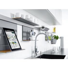 excellent tablette universelle pour barre de crdence kessebhmer with barre pour credence cuisine. Black Bedroom Furniture Sets. Home Design Ideas