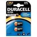 Piles lithium Ultra Photo 3V - DL/CR2 DURACELL