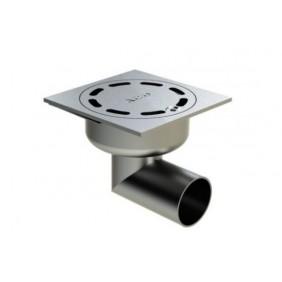 Siphon Netdrain - acier inoxydable  - standard 200x200MM ACO PASSAVANT