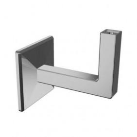 Supports muraux pour main courante - carrée - 40 x 40 mm - inox Design Production