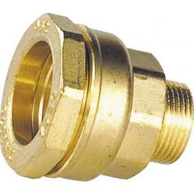 Raccord poly thyl ne tout pour vos tubes pe bricozor - Raccord tube polyethylene eau potable ...