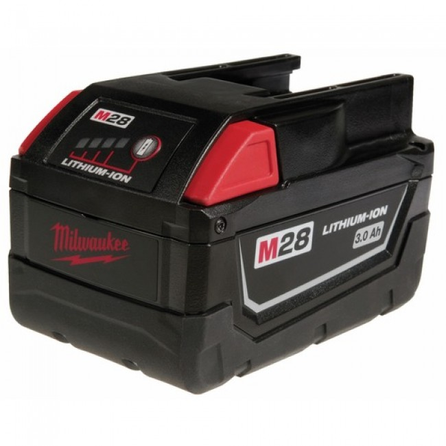 Batterie lithium ion 28V 3Ah M 28 BX - 4932352723 MILWAUKEE