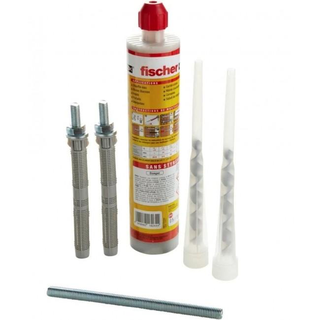 Kit de scellement à base de résine polyester - FIS plus FISCHER