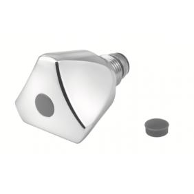 Têtes universelles - Laiton chromé - plusieurs filetages ISIDRA