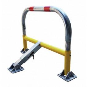 Barrière de parking - flexible - arceau monté sur ressort VISO
