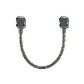 Passe-câble flexible anti-vandale en applique - montage en extérieur Izyx