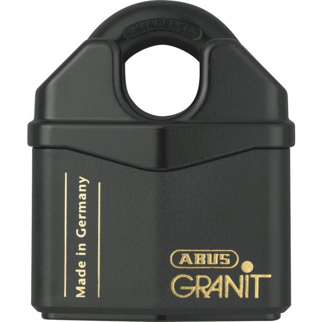 Cadenas à clé - haute protection - anse protégée - Granit™ - 37RK/80 ABUS