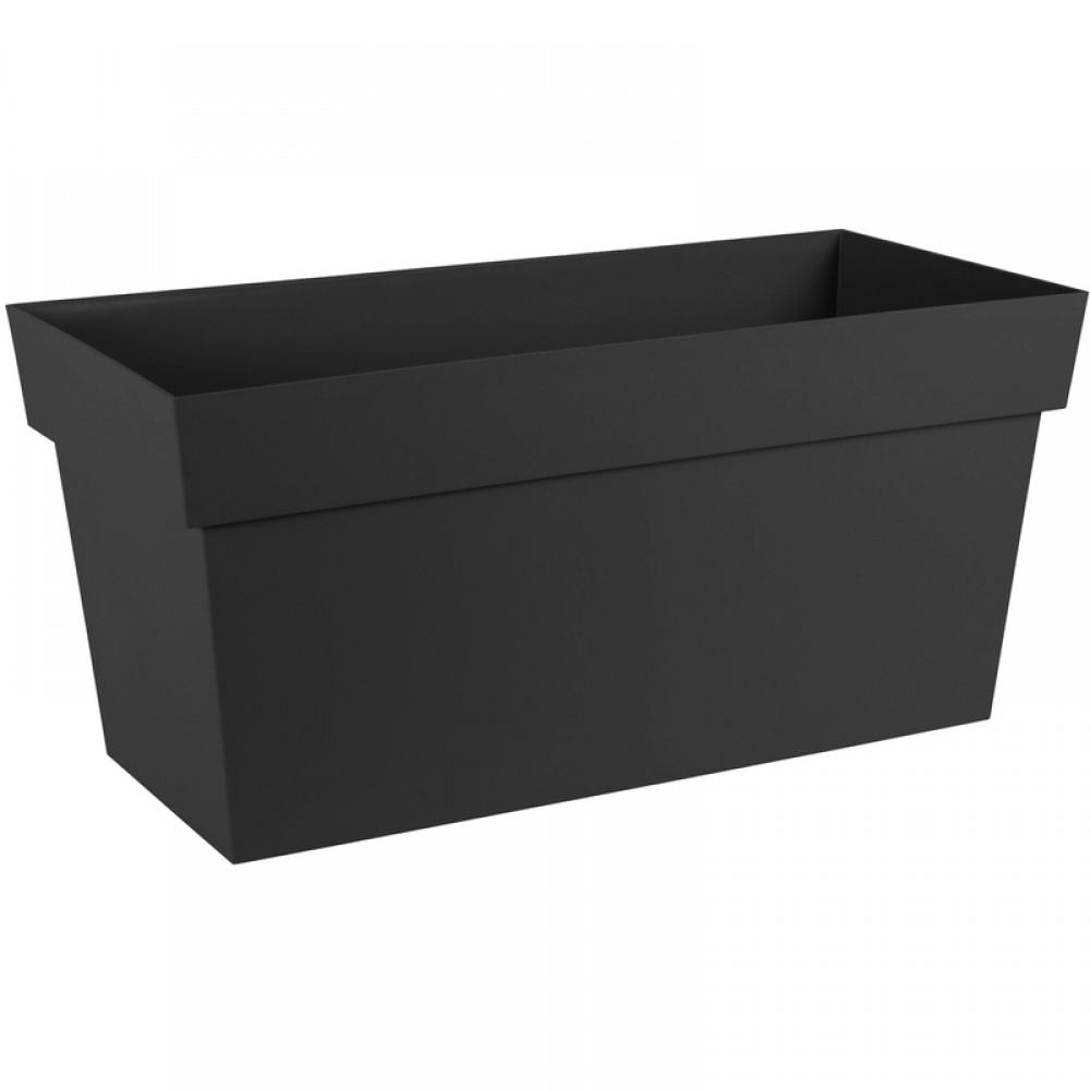 muret r serve d 39 eau anthracite 74 litres toscane. Black Bedroom Furniture Sets. Home Design Ideas