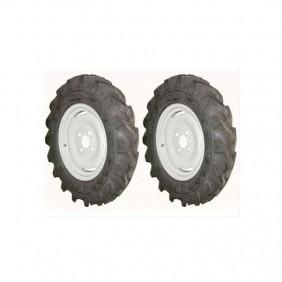 Paire de roues pour motobineuse Z8 EUROSYSTEMS