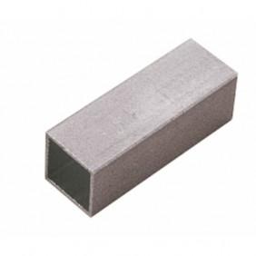 Fourrure carrée pour réduction de fouillot en acier BRICOZOR