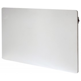 Radiateur blanc - à inertie sèche - 550W CHEMIN' ARTE