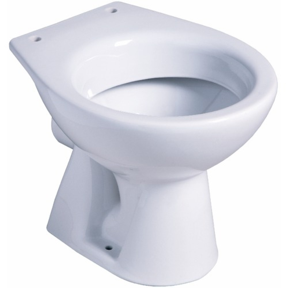 Cuvette wc ind pendante blanche sortie horizontale - Detartrer cuvette wc ...