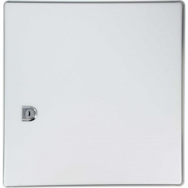 Façade pour boîte aux lettres à encastrer - coté intérieur - XTREM DECAYEUX