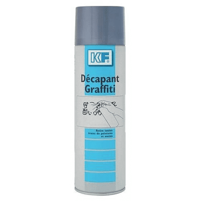 Décapant graffiti - aérosol 650 ml KF