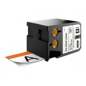 Ruban - marquage Risque et Consigne - pour étiqueteuse XTL 500 Dymo