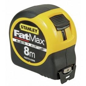 Mètre ruban à crochet magnétique - FatMax STANLEY