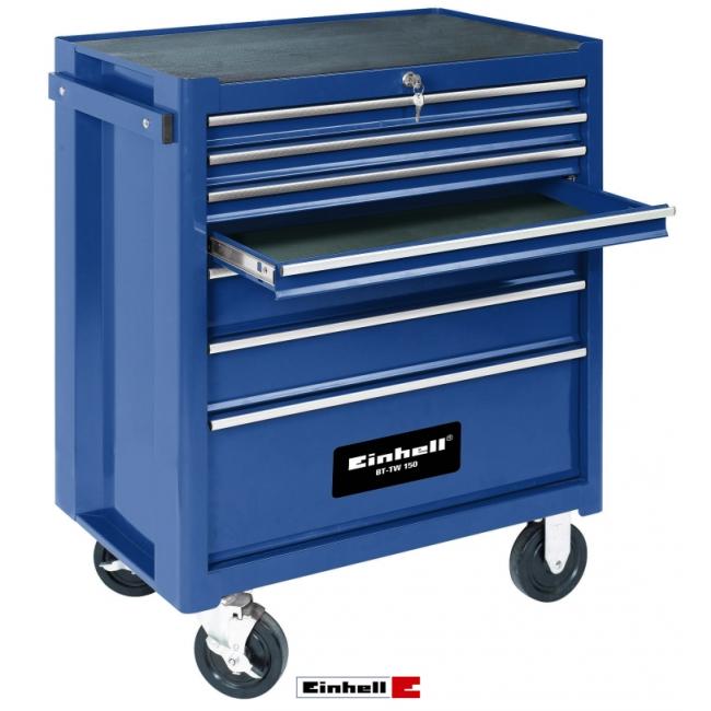 Servante d'atelier - 7 tiroirs - BT-TW 150 EINHELL