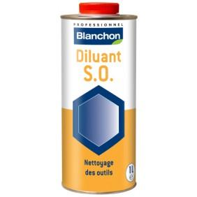 Diluant nettoyant sans odeur - 1 litre - S.O.
