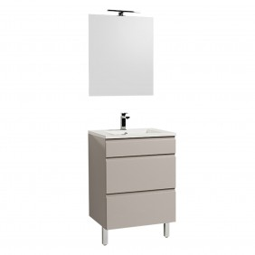 Ensemble de salle de bains - reposant - Adele - 60 cm - 2 finitions BATHDESIGN