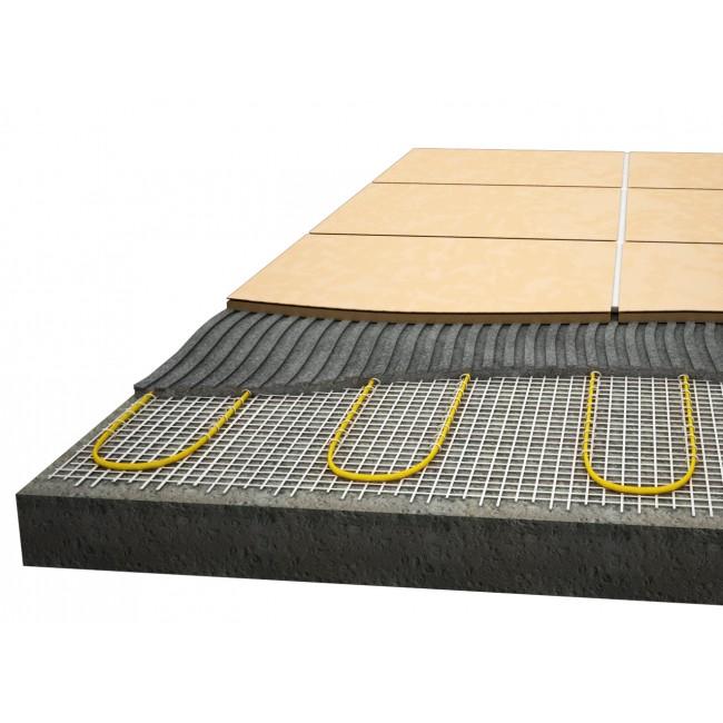 natte chauffante bi conductrice puissance 160w m2 mhh n bricozor bricozor. Black Bedroom Furniture Sets. Home Design Ideas