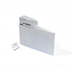 Console Zipp 3 pour étagère en bois ou verre EMUCA