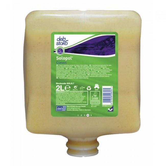 Recharge pâte nettoyante Solopol Classic DEB