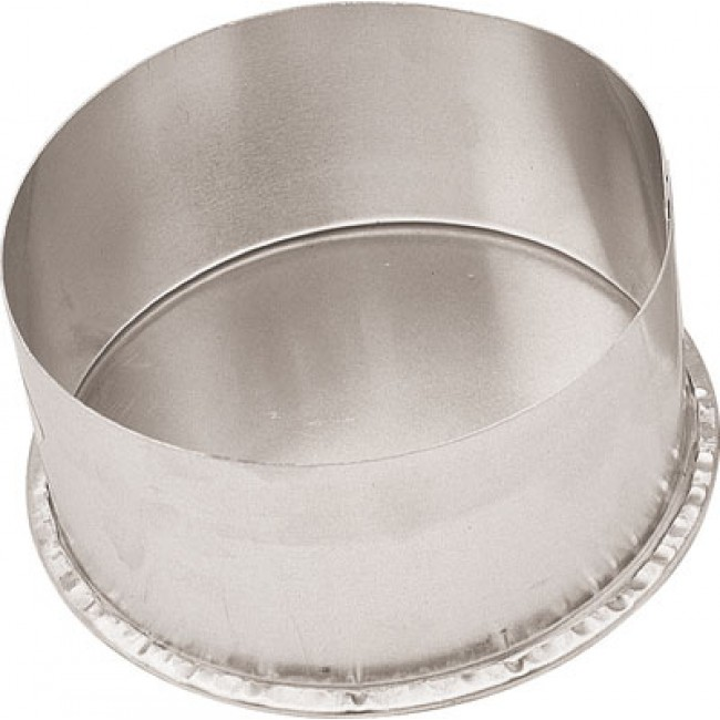 Tampon en aluminium - évacuation et ventillation TEN