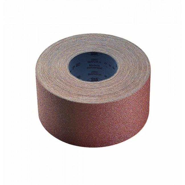 Rouleau abrasif en toile coton avec grains corindon 2951 Siatur h SIA